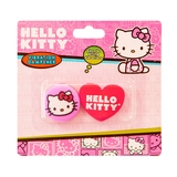 Hello Kitty Face and Heart Tennis Dampener