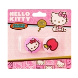 Hello Kitty Face and Apple Tennis Dampener