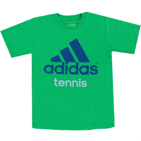 Adidas Graphic Jr Tennis Tee