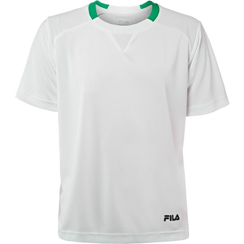 Fila Heritage Boy's Tennis Crewneck