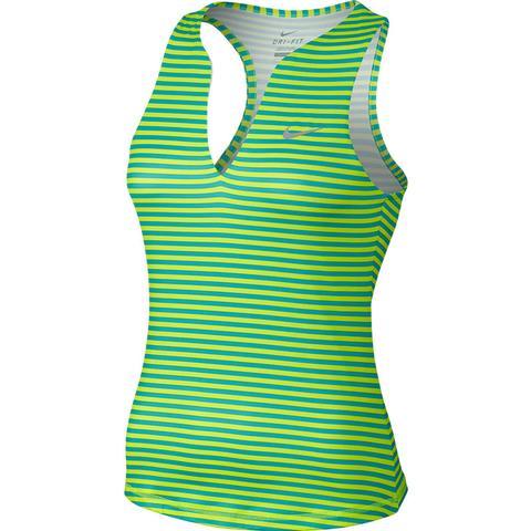 Nike Stripe Pure Women's Tennis Tank