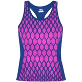 Fila Center Court Printed Women's Tennis Racerback
