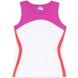 Fila Center Court Girl`s Tennis Tank