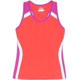 Fila Center Court Racerback Girl`s Tennis Tank