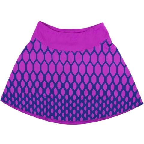Fila Center Court Printed Women's Tennis Skort