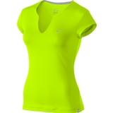 Nike Pure SS Women`s Tennis Top