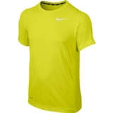 Nike Dri-Fit Touch Short-Sleeve Boy`s Top