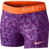 Nike Pr 3` Aop Girl`s Short