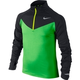 Nike Element Haf-Zip Long-Sleeve Boy`s Top