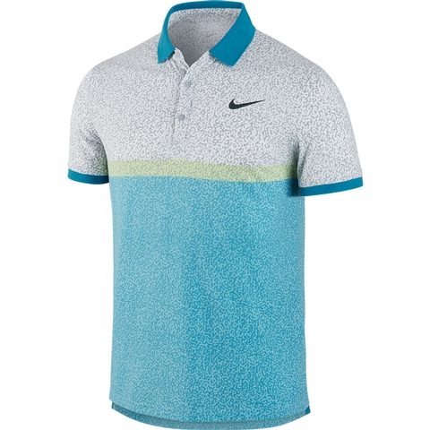 Nike Dri- Fit Touch Men's Tennis Polo