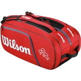 Wilson Federer Elite 12 Pack Tennis Bag
