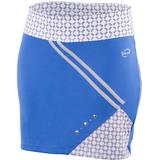 Doué Printed On Side Tennis Women`s Skort