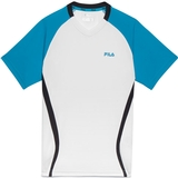 Fila Baseline Boy`s Tennis V-Neck