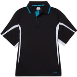 Fila Baseline Men`s Tennis Polo