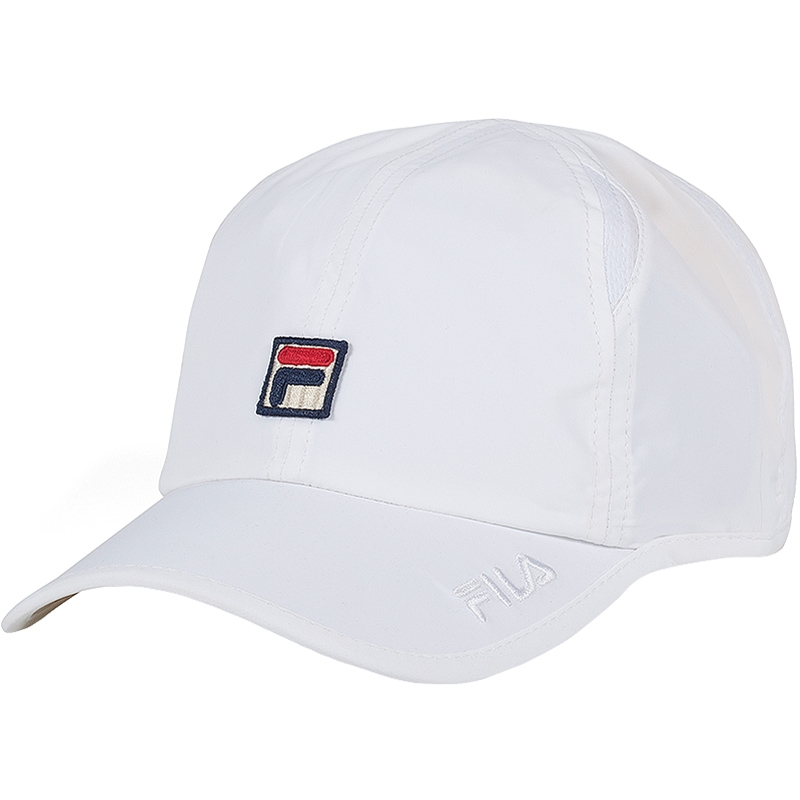Fila Solid Runner Tennis Hat White 7f27d0cd7514