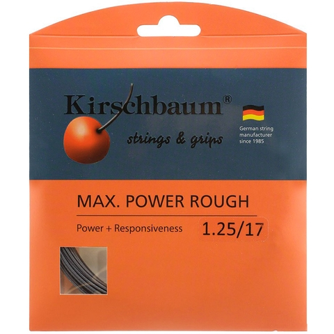 Kirschbaum Max Power Rough 1.25 Tennis String Set