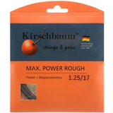 Kirschbaum Max Power Rough 1.25 Tennis String Set - Grey