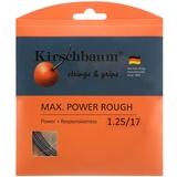 Kirschbaum Max Power Rough 1.25 Tennis String Set - Grey