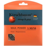 Kirschbaum Max Power 1.30 Tennis String Set