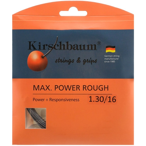Kirschbaum Max Power Rough 1.30 Tennis String Set