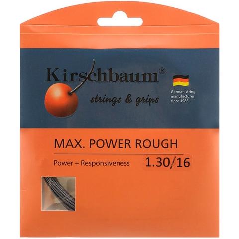 Kirschbaum Max Power Rough 1.30 Tennis String Set