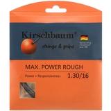 Kirschbaum Max Power Rough 1.30 Tennis String Set - Grey