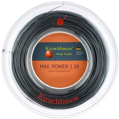 Kirschbaum Max Power 1.30 Tennis String Reel