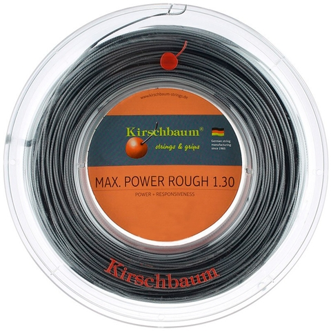 Kirschbaum Max Power Rough 1.30 Tennis String Reel