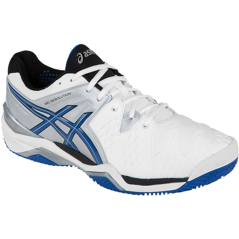 Asics Gel Resolution 6 Clay Men's Tennis Shoe