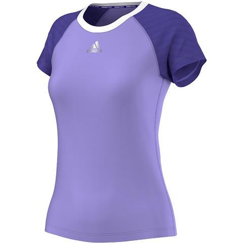 Adidas Sequencials Core Women's Tennis Tee