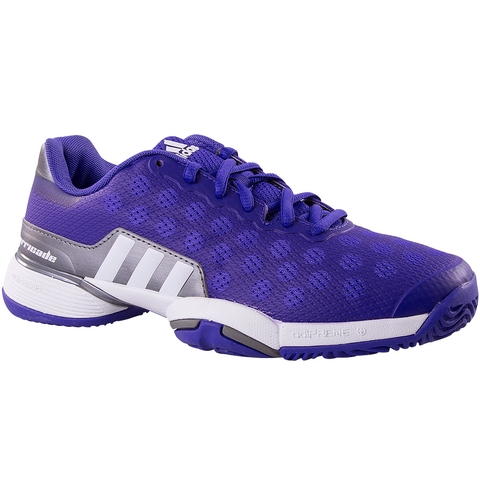 Adidas Barricade 2015 Xj Junior Tennis Shoe