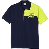 Lacoste Superlight Colorblock Men`s Tennis Polo