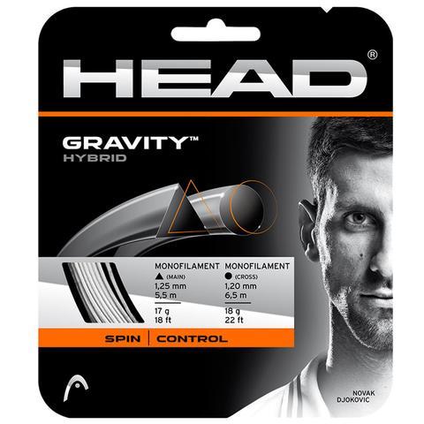 Head Gravity Hybrid Tennis String Set