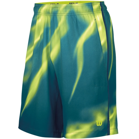 Wilson Spring Smoke Print 10 ' Men's Tennis Short