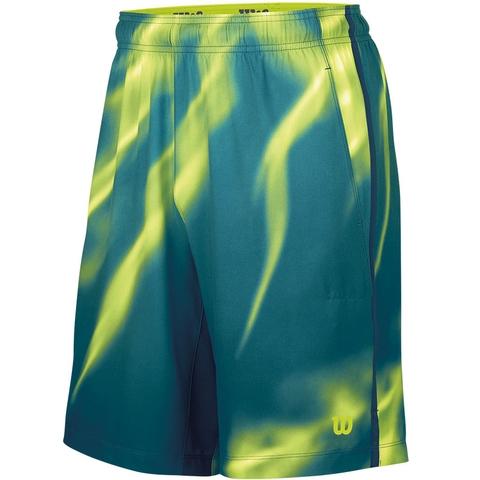 Wilson Spring Smoke Print 10 ' Men's Tennis Short