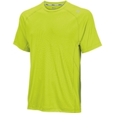 Wilson Spring Embossed Crewneck Men`s Tennis Shirt