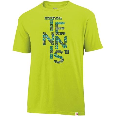 Wilson Spring Men's Tennis Tee