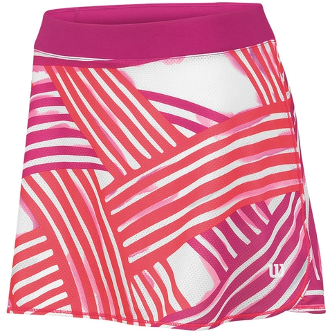 Wilson Watercolor 12.5 Women's Tennis Skirt