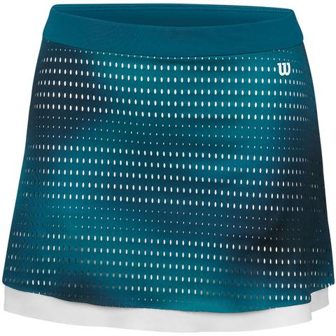 Wilson Sum.Colorflight Girl's Tennis Skirt