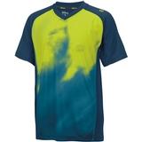 Wilson Smoke Print Boy`s Tennis Crew