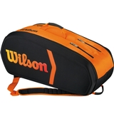 Wilson Burn Molded 9 Pack Tennis Bag