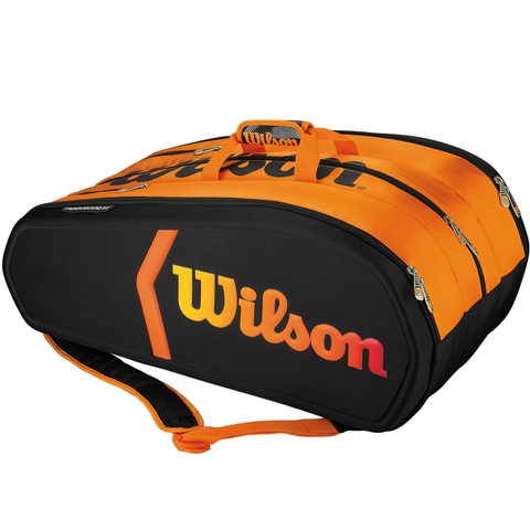 Wilson Burn Molded 15 Pack Tennis Bag
