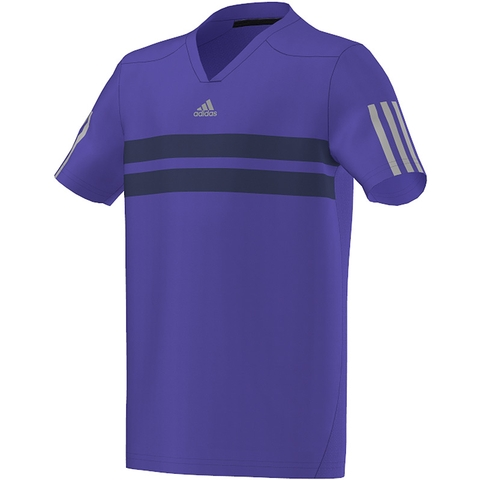 Adidas Andy Murray Boy's Tennis Tee