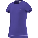 Adidas Galaxy Girl's Tennis Tee