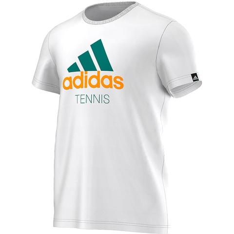 Adidas Sequencials Men's Tennis Tee
