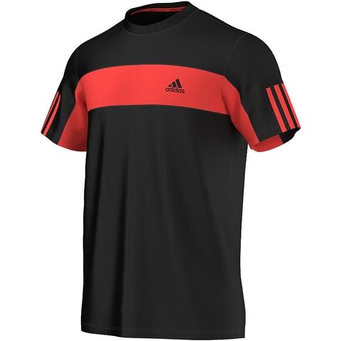 Adidas Sequencials Galaxy Men's Tennis Tee