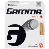 Gamma Tnt2 17 Tennis String Set - Natural