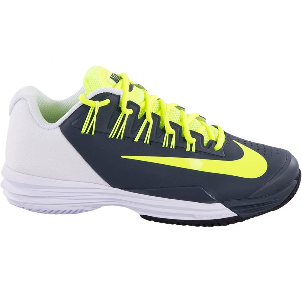 nike lunar ballistec 1 5 s tennis shoe white volt