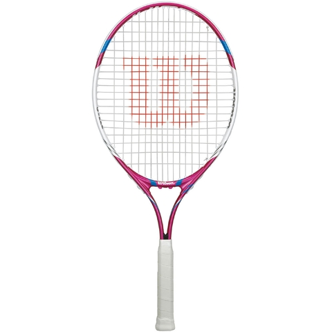 Wilson Juice Pink 25 Junior Tennis Racquet