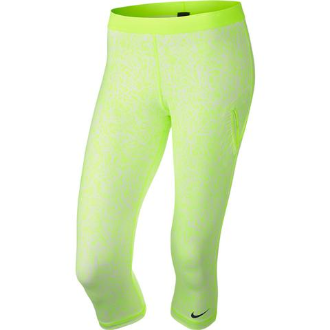 Nike Slam Printed Women's Tennis Capri